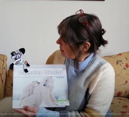 Marta Animales Blancos
